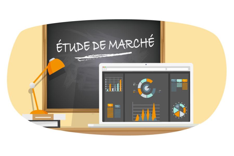 Jeudi de la création le 23 juin 18h30 «L'étude de marché»