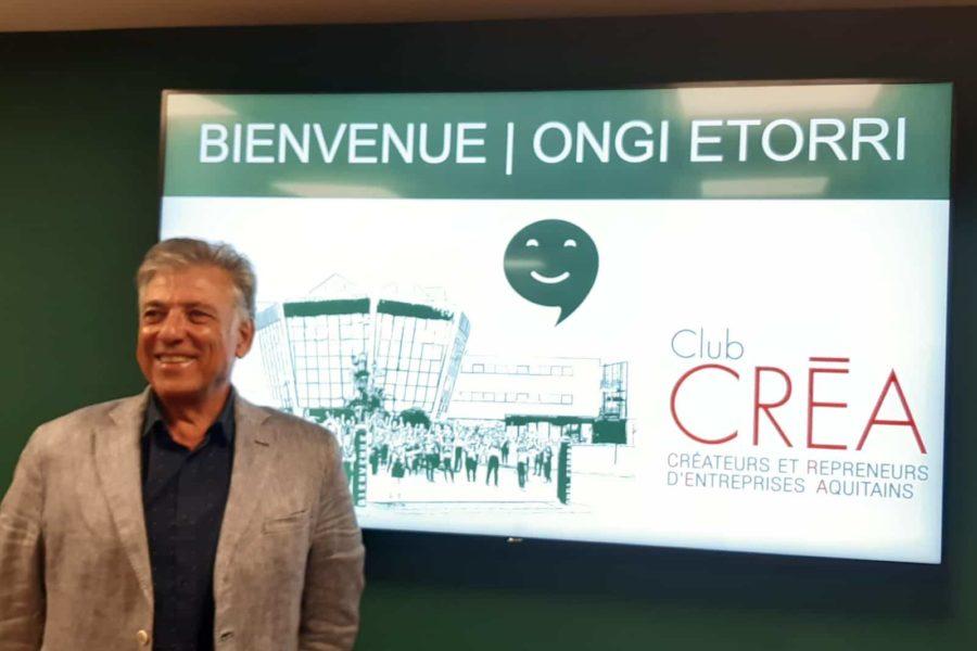 Une CREA'TIVE réussie ! Visite de l'entreprise OLANO le vendredi 18 septembre 2020