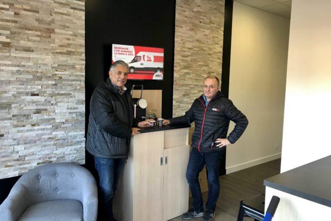Notre adhérent Axel Monteil a démarré son activité de location de véhicules sous la franchise ADA !